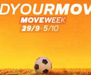 Move Week 2014 à Bras samedi 4/10